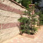 Kırma Blok Duvar Uygulaması